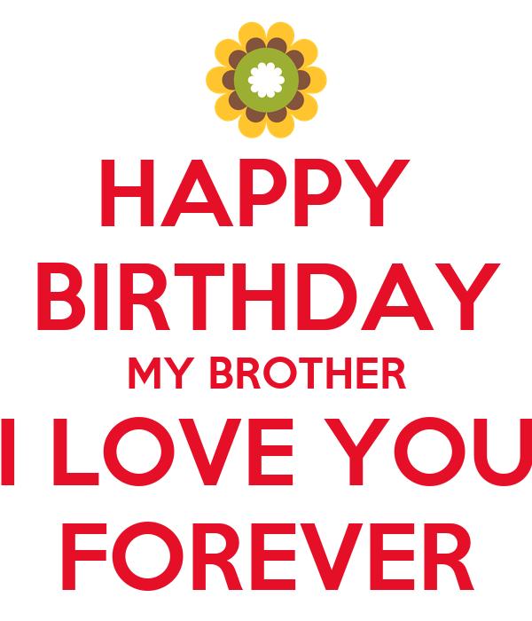 happy birthday brother clipart - photo #21