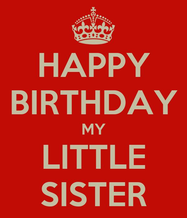 little sister birthday poems - photo #35