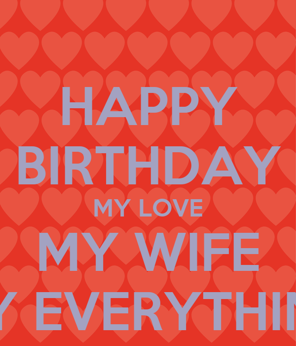 Happy Birthday Wife Wallpaper