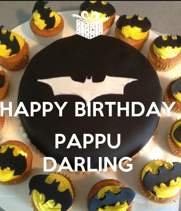 Happy Birthday Pappu Darling Poster Yogithacherishma Keep Calm O