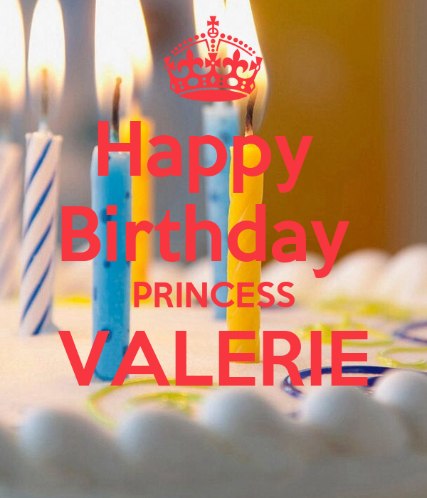 Graphic Happy Birthday Valerie Images Free Vector And Clipart Ideas