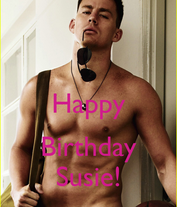 Happy Birthday Susie! Poster
