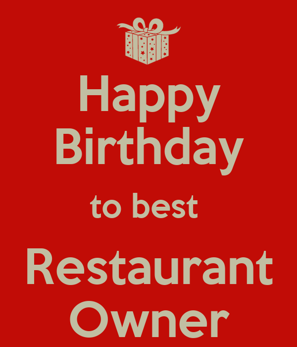 how to connect with restaurant owners