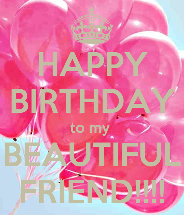 Happy Birthday Beautiful Quotes: Beautiful Birthday Quotes For Friends. QuotesGram
