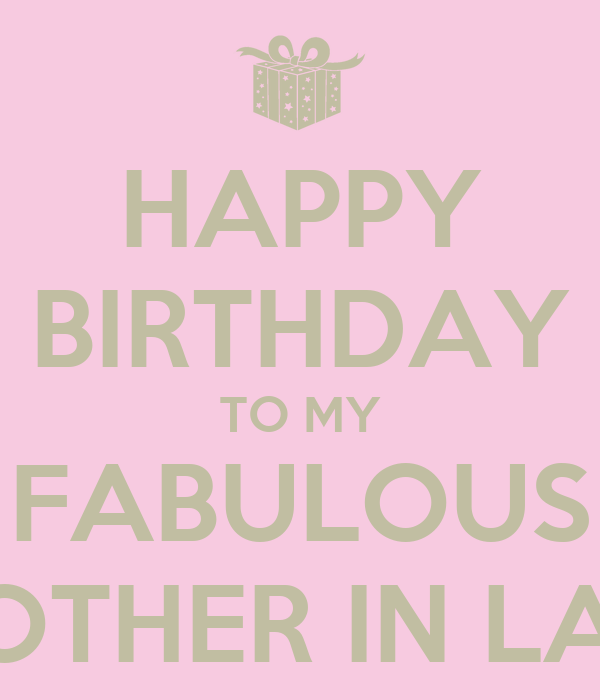 Funny Birthday Memes For Mother In Law : Happy birthday mother in law quotes quotesgram