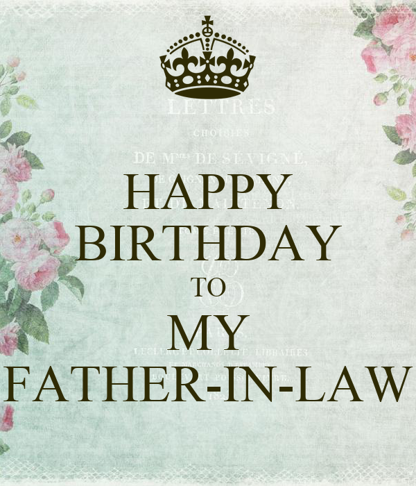 Birthday Cake Images For Father In Law : Father In Law Birthday Quotes. QuotesGram