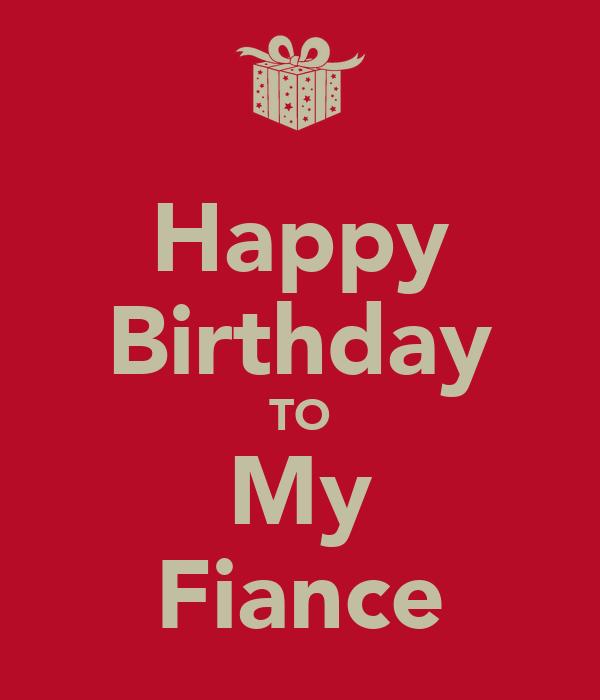 happy birthday fiance quotes