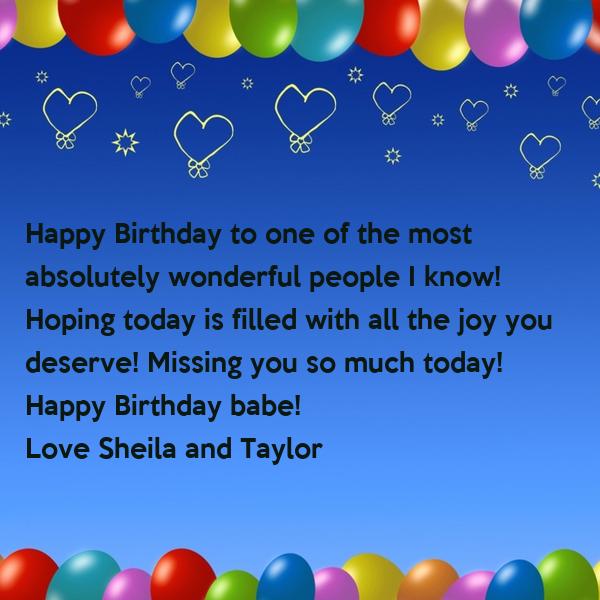 happy birthday babe tumblr quotes - photo #31