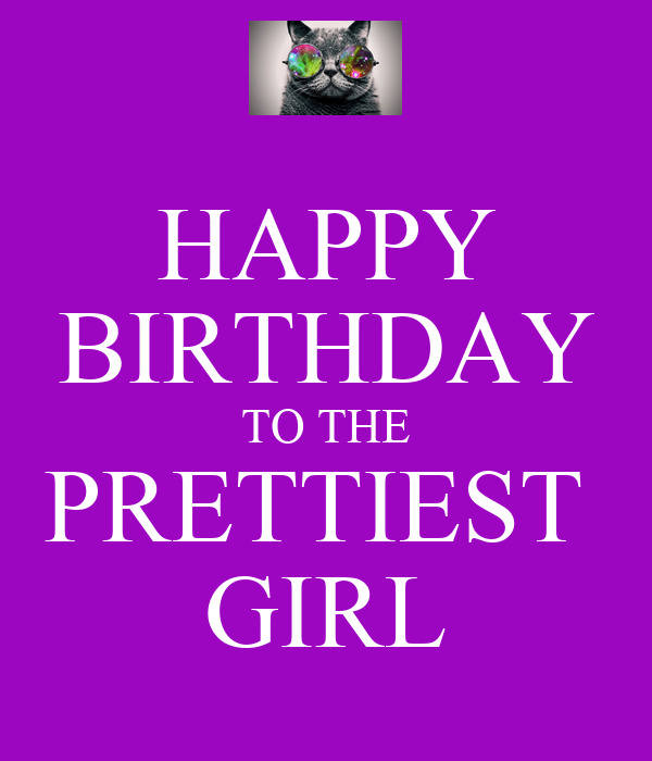 Happy Girls Are The Prettiest Quotes: Pretty Happy Birthday Quotes. QuotesGram
