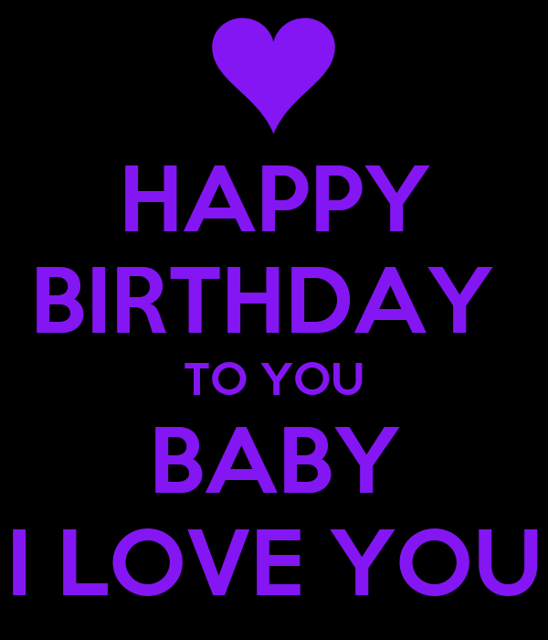 Birthday Quotes I Love You. QuotesGram
