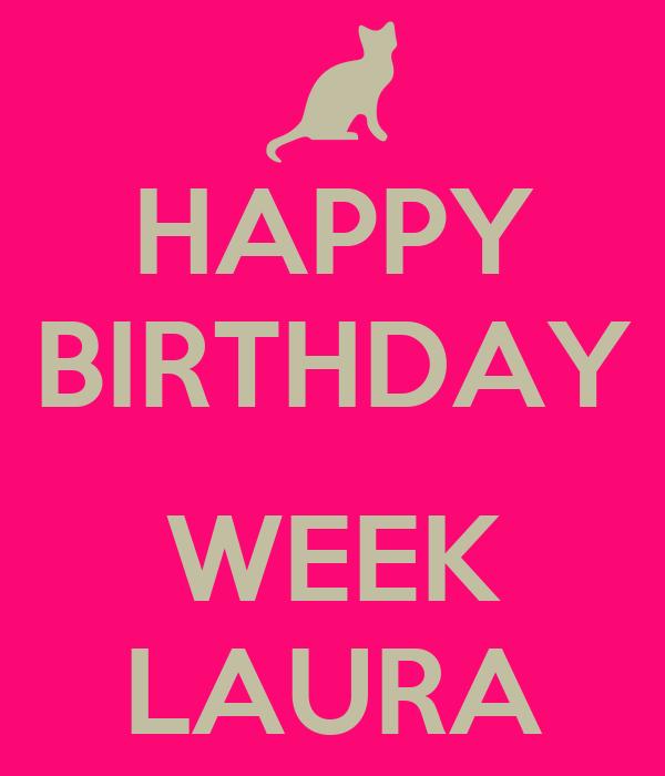 Happy Birthday Week Quotes. QuotesGram