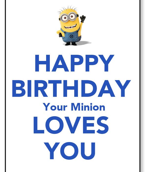 Minions Happy Birthday Quotes Quotesgram Minion Happy Birthday Wishes
