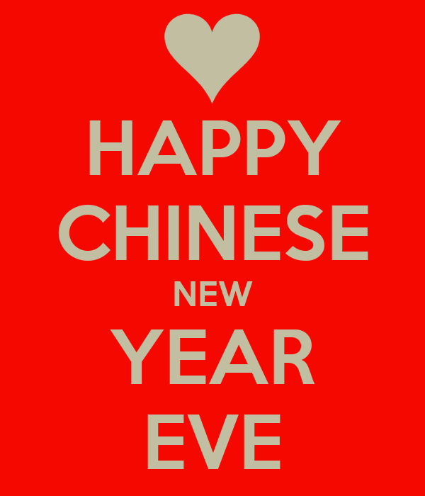 chinese new year eve essay
