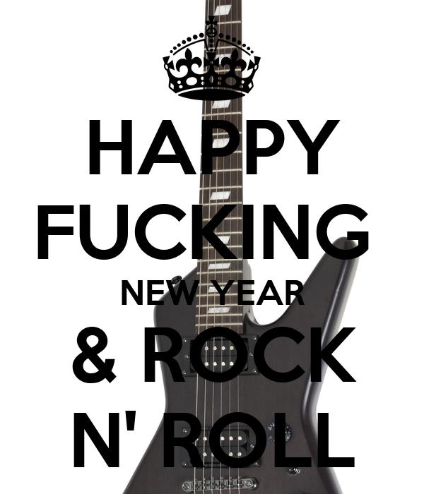 Bildergebnis für Happy New Year Rock Bilder