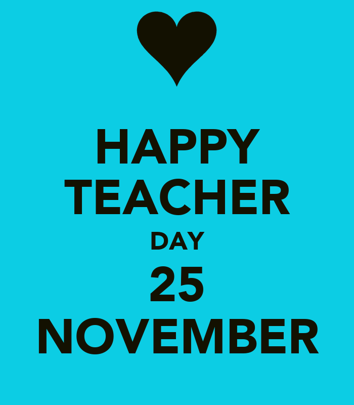 techer day Happy teachers day on this day we take a moment to appreciate those who dedicate their lives to encouraging our intellectual development, be it through mathematics, ecology, astronomy, chemistry.