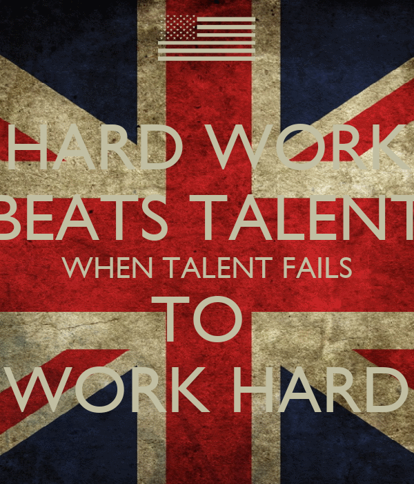Hard Work Never Fails Quotes: Pinterest • The World's Catalog Of Ideas