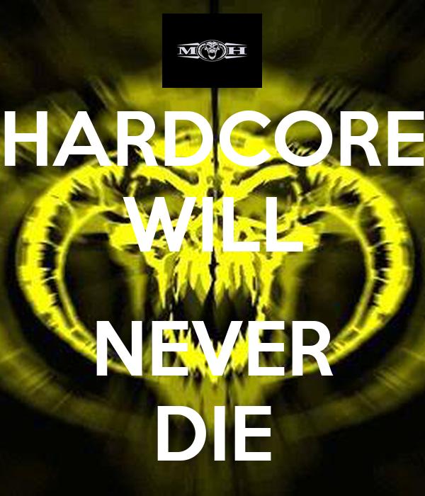 Hardcore Will Never Die 50