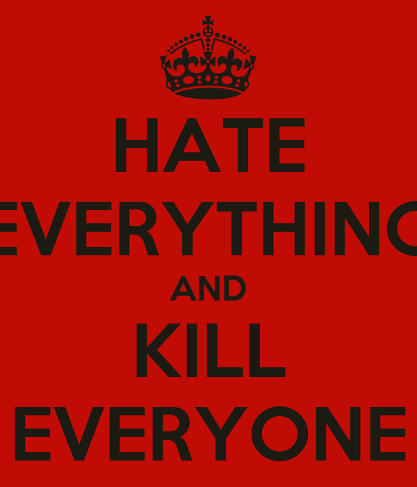 hate and I love: why I do so you may w by Gaius Valerius Catullus ... I Hate Everything About You Why Do I Love You