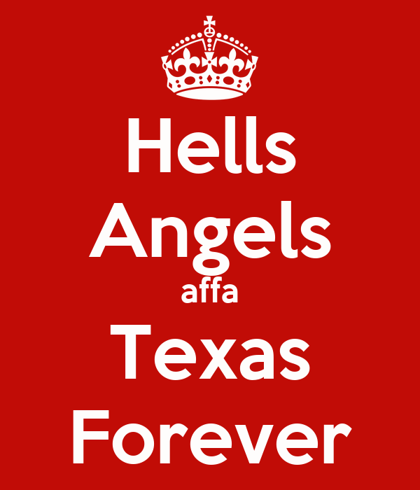Hells Angels affa Texas Forever Poster | doggg | Keep Calm-o-Matic