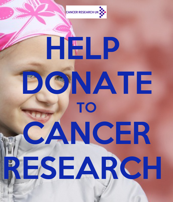 Donate To Cancer Research: HELP DONATE TO CANCER RESEARCH Poster