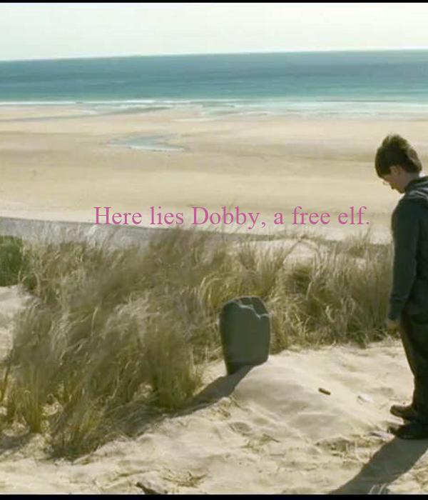 here lies dobby - photo #9