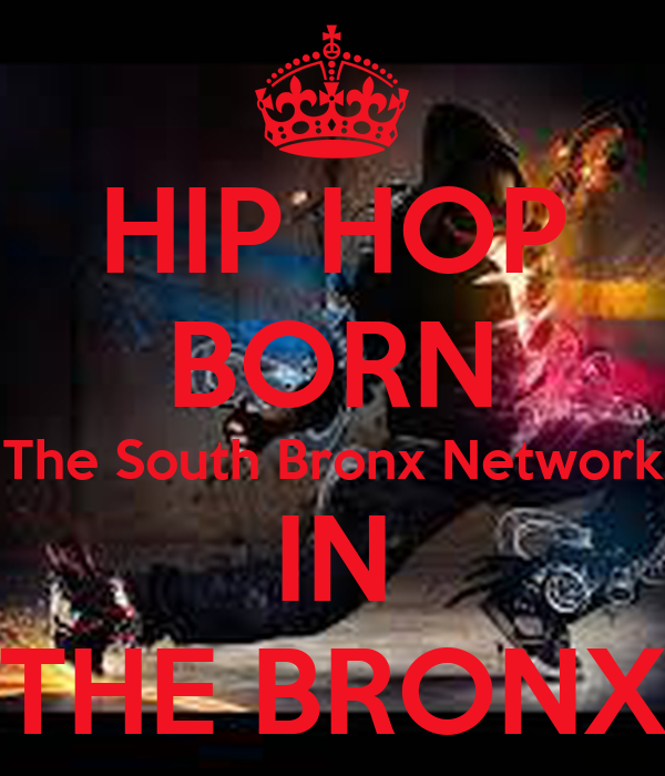 the influence of rap music in the youth of south bronx 40 years on from the party where hip hop was wastelands like east brooklyn and the south bronx of the key innovations in contemporary dance music.