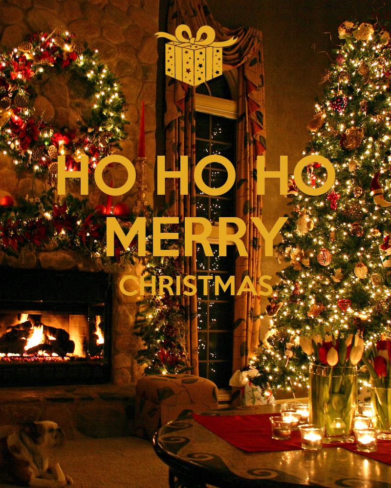 ho ho ho merry christmas quotes