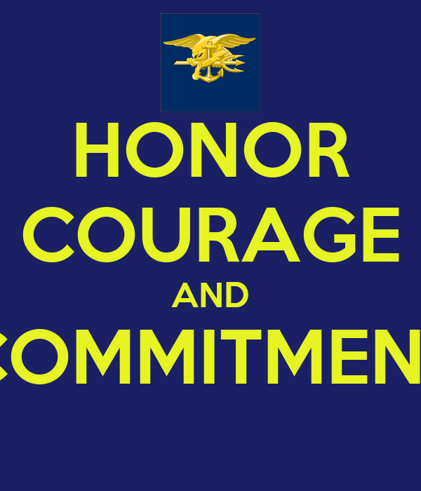 essay on honor courage and commitment Honor Courage And Commitment Essay