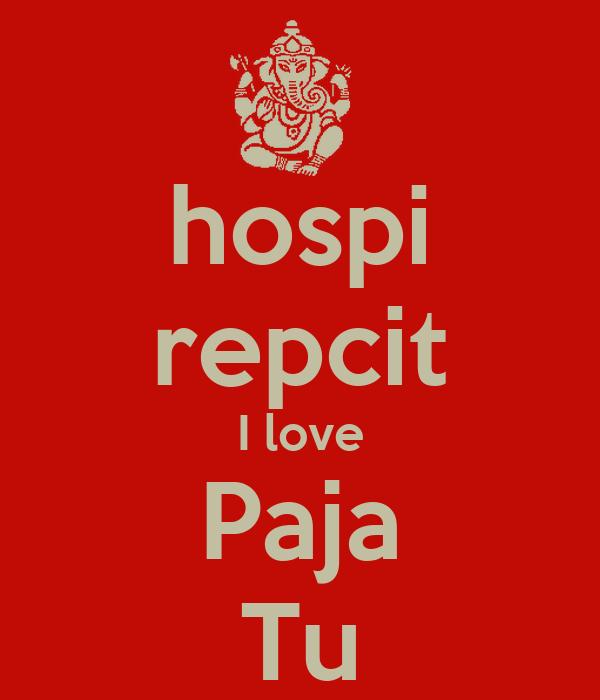 love paja