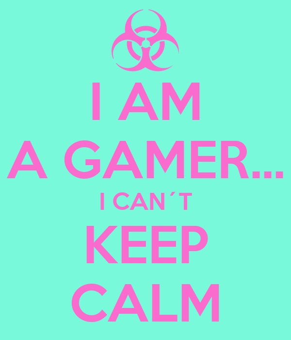 Am A Gamer Not Because I Dont´t Have Life But Choose Picture