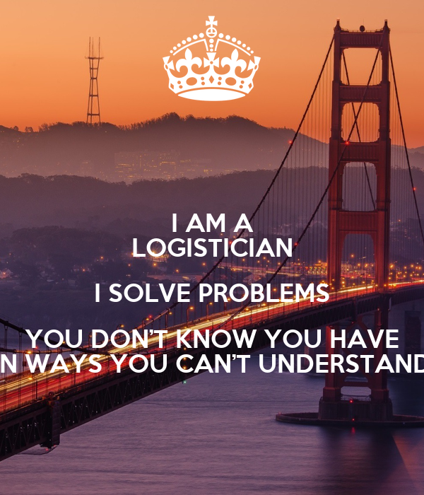 how to become a logistician
