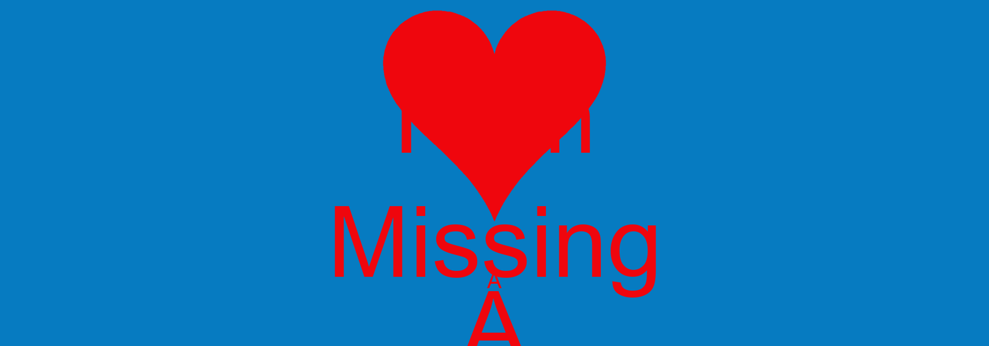 I Am Missing A A A Poster | Roemo | Keep Calm-o-Matic