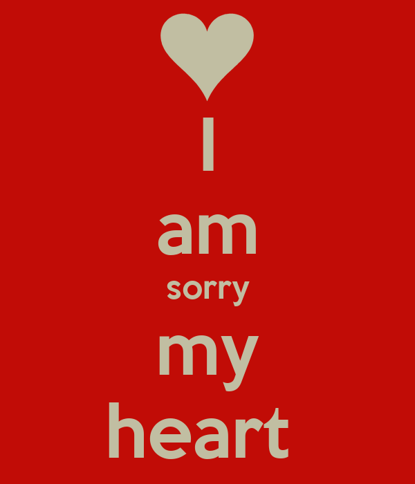i am sorry my love wallpapers - photo #36