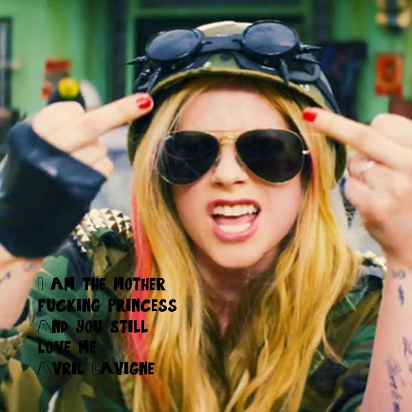 Fucking Avril Lavigne 107