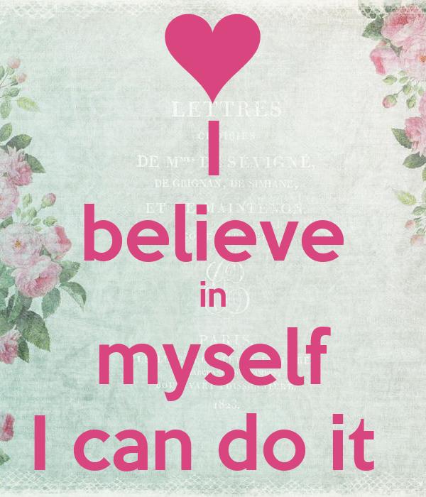 i do believe essays