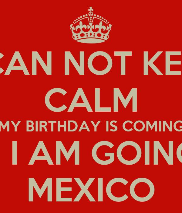 I am from mexico