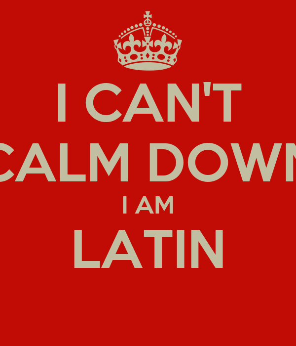 I am what i am in latin