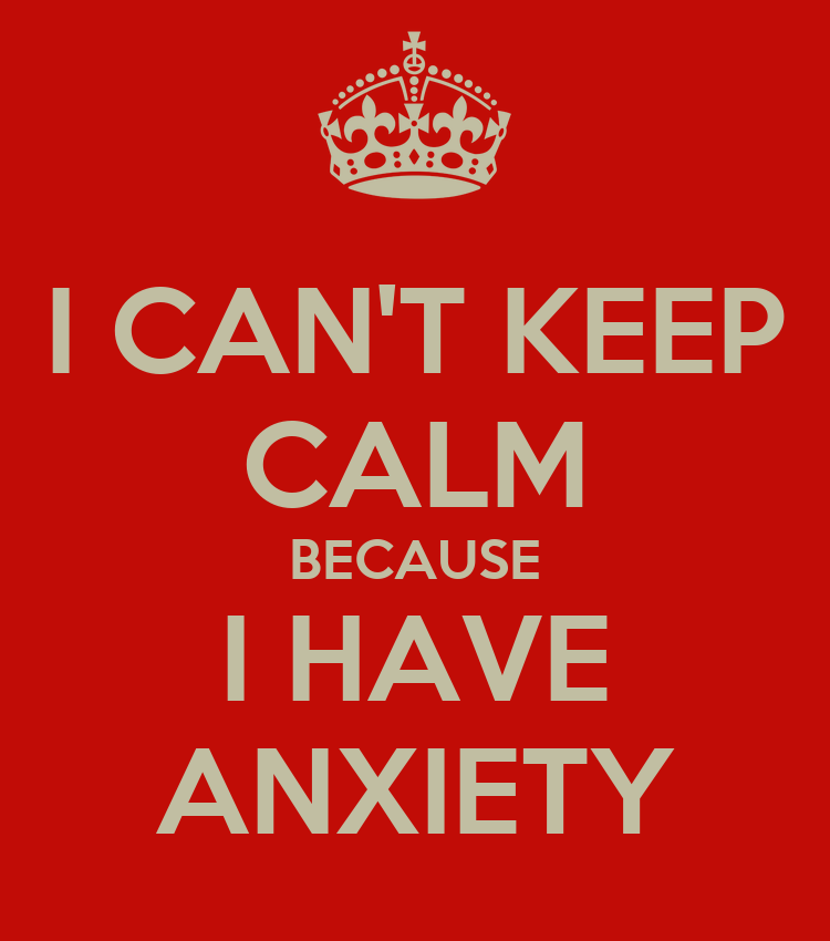 Ways To Keep Calm When Anxious