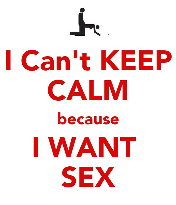 I want sexy