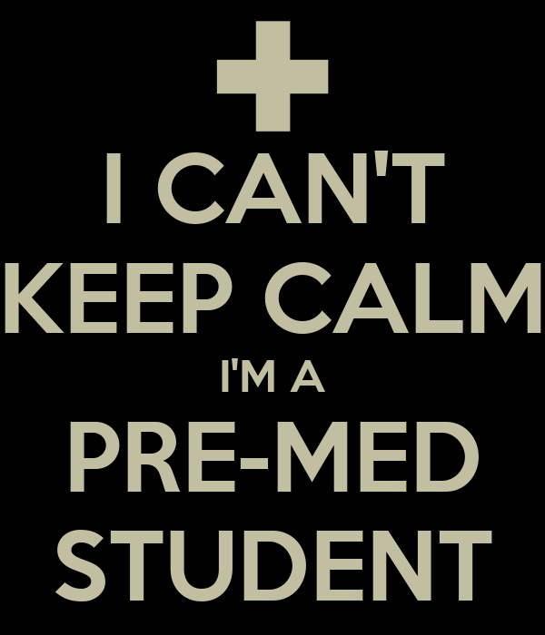 What is Pre med ?