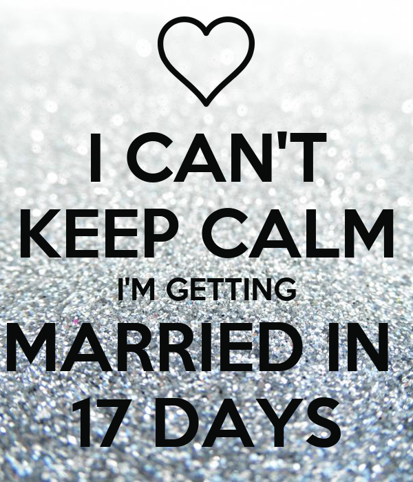 getting married at 17