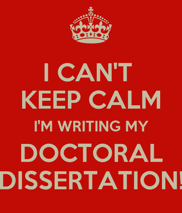 Scholarly dissertation synonym