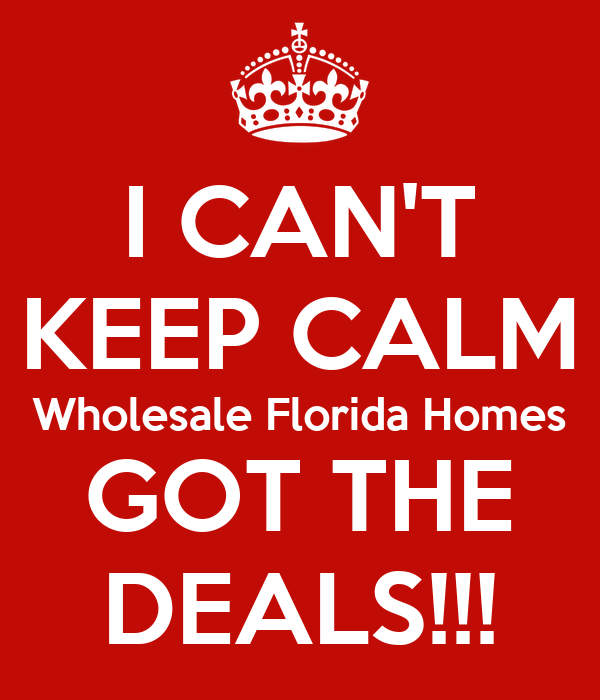 Great housing deals in florida