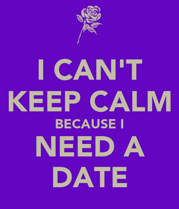 i need a date tonight
