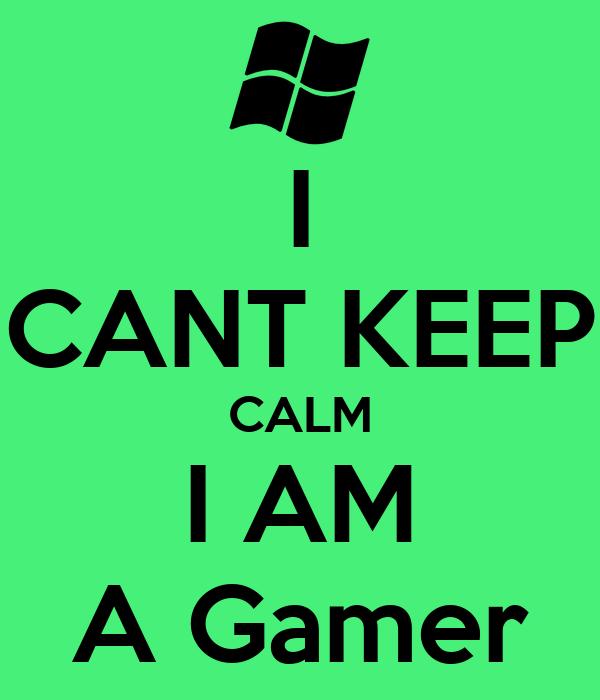 I Am A Gamer Wallpaper Latest I AM GAMER By D...