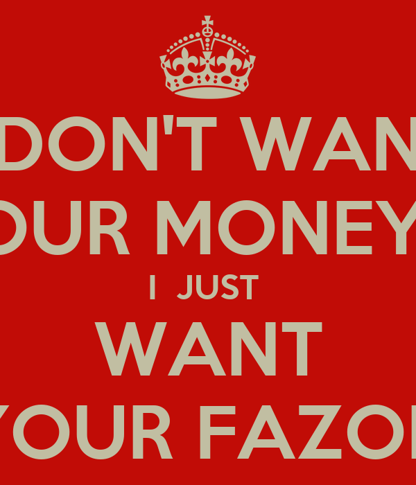 Ed Sheeran - I Don't Want Your Money Lyrics | MetroLyrics