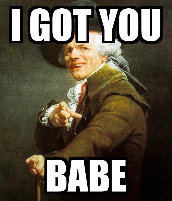 I GOT YOU BABE Poster | Tom an...