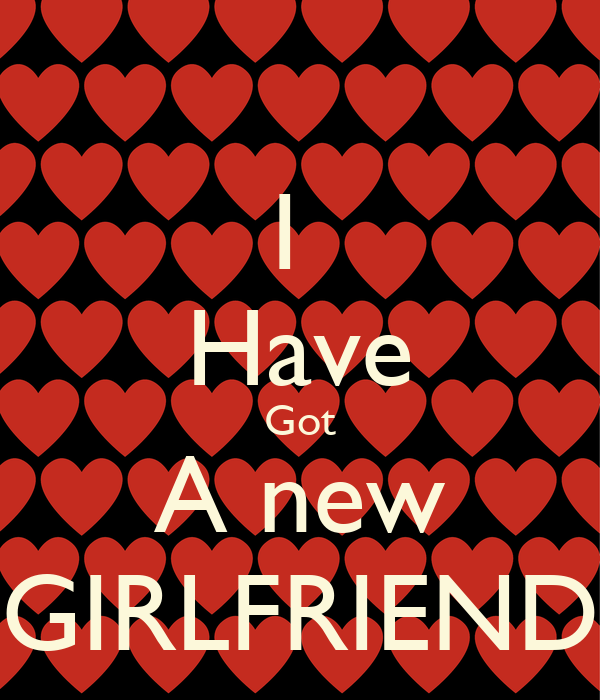 I Have Got A New Girlfriend Poster Santhosh Keep Calm O Matic
