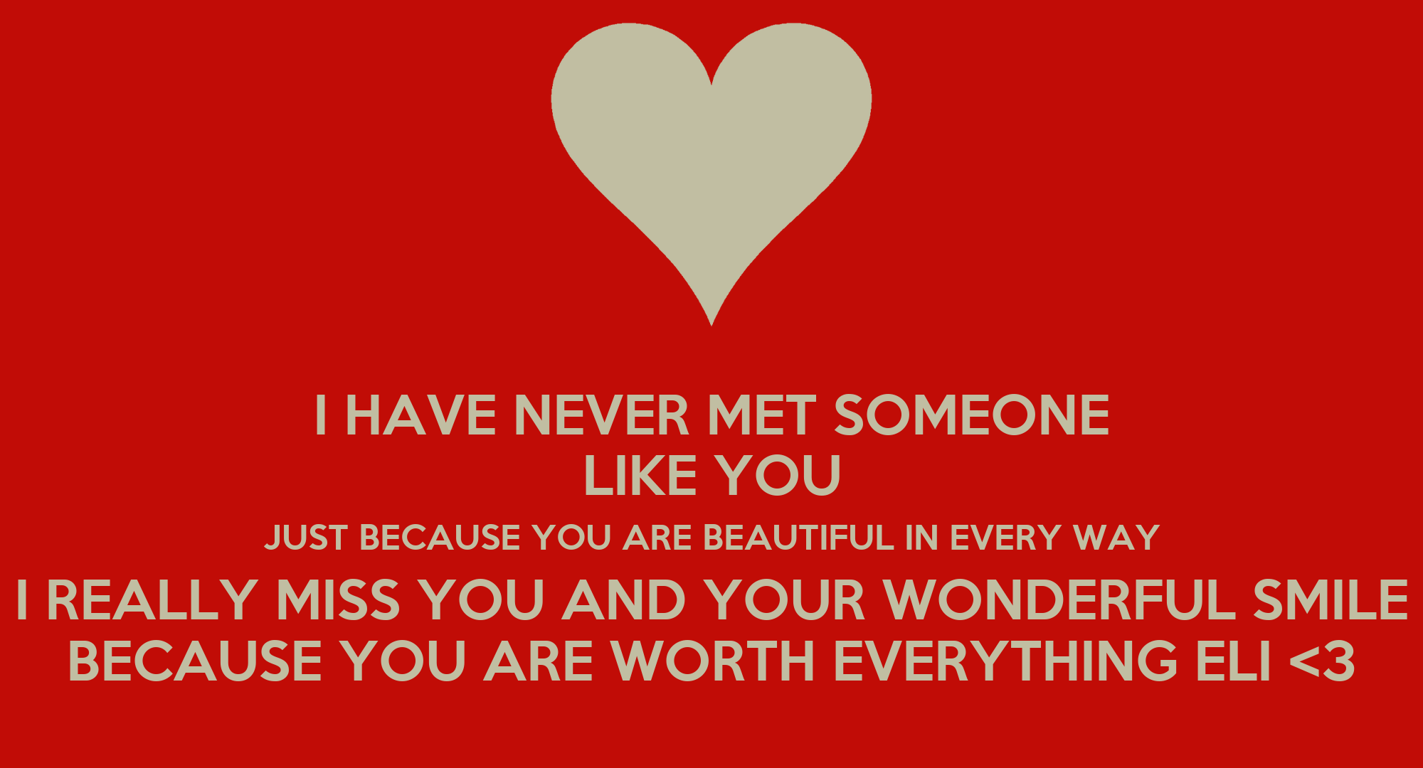 Just Met You Quotes For Someone. QuotesGram