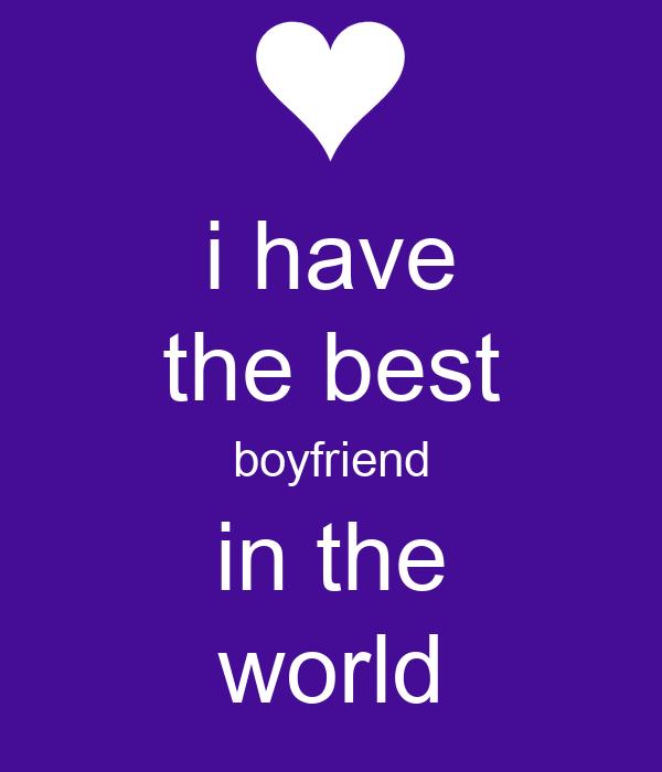 Best Boyfriend In The World Quotes